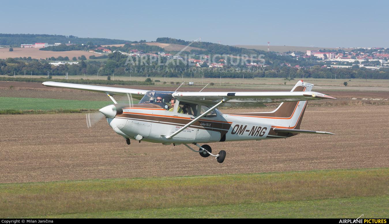 Aero Slovakia OM-NRG aircraft at In Flight - Slovakia