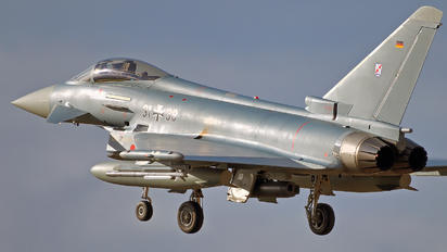 31+38 - Germany - Luftwaffe (WW2) Eurofighter Typhoon