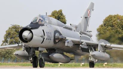 3612 - Poland - Air Force Sukhoi Su-22M-4