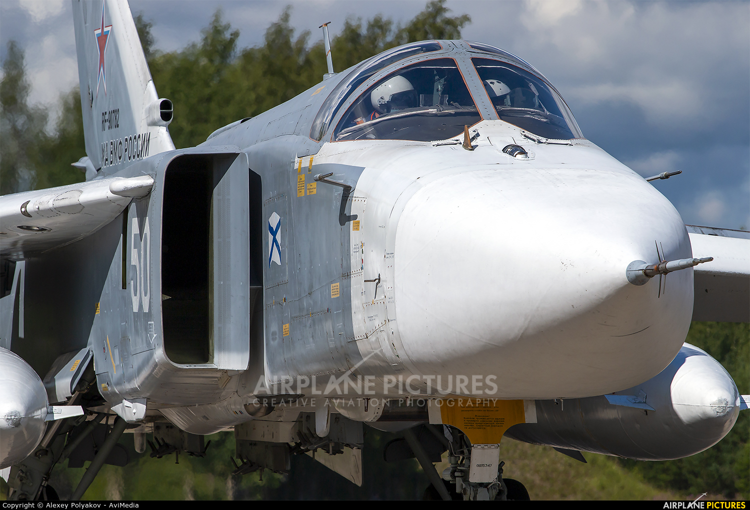 Russia - Navy RF-90782 aircraft at Undisclosed Location
