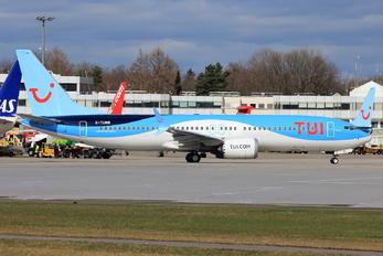 G-TUMB - TUI Airways Boeing 737-8 MAX