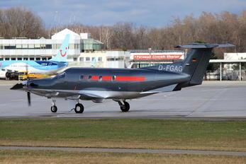 D-FGAG - Private Pilatus PC-12