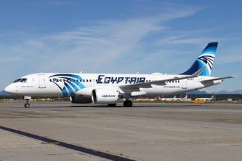 SU-GFC - Egyptair Express Airbus A220-300