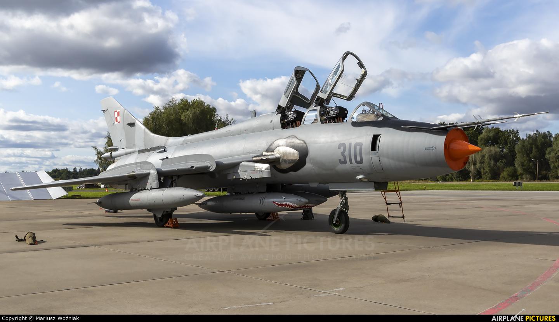 Poland - Air Force 310 aircraft at Malbork