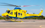 EC-MAZ - Babcock M.C.S. Spain Bell 412EP aircraft