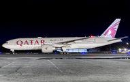 A7-BBD - Qatar Airways Boeing 777-200LR aircraft