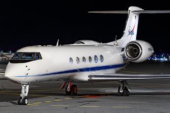 N95NA - NASA Gulfstream Aerospace G-V, G-V-SP, G500, G550