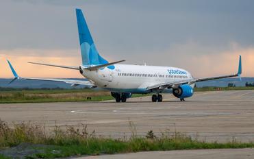 VQ-BTJ - Pobeda Boeing 737-800