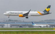 OE-IOF - Thomas Cook Airbus A321 aircraft