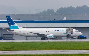 HA-FAZ - ASL Airlines Boeing 737-400