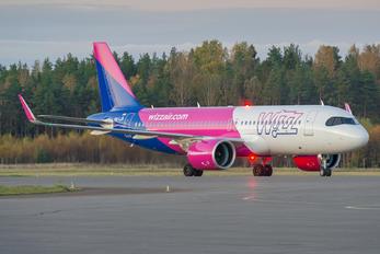 HA-LJB - Wizz Air Airbus A320 NEO