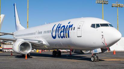 PR-GGO - UTair Boeing 737-800