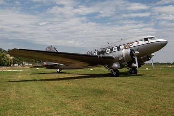 N8336C - Civil Air Transport Douglas C-53D Skytrooper