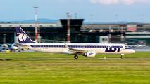 SP-LNA - LOT - Polish Airlines Embraer ERJ-195 (190-200) aircraft