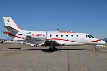 D-CAWU - Private Cessna 560XL Citation XLS