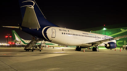 9H-FRA - Blue Panorama Airlines Boeing 737-800