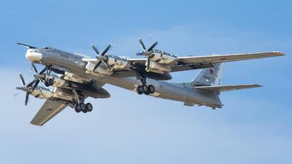 RF-94125 - Russia - Air Force Tupolev Tu-95MS