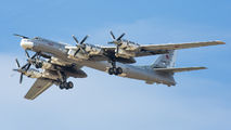 RF-94125 - Russia - Air Force Tupolev Tu-95MS aircraft