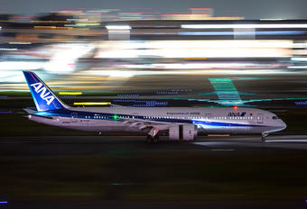 JA894A - ANA - All Nippon Airways Boeing 787-9 Dreamliner
