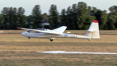 SP-3367 - Aeroklub Warszawski PZL SZD-50 Puchacz