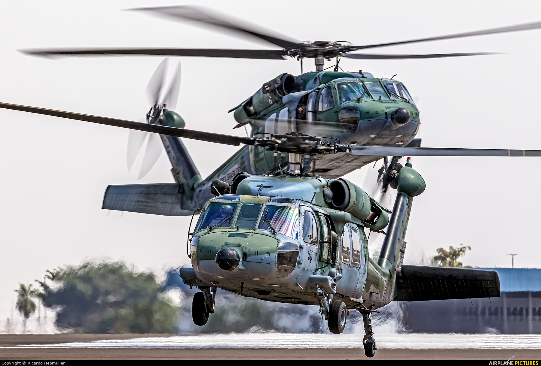 Brazil - Air Force 8911 aircraft at Campo Grande