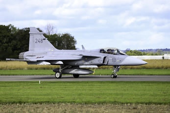 39248 - Sweden - Air Force SAAB JAS 39C Gripen