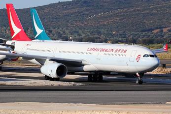 B-HLK - Dragonair Airbus A330-300