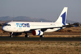 ER-00001 - Fly One Airbus A320
