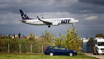 SP-LWB - LOT - Polish Airlines Boeing 737-800 aircraft