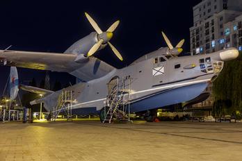 """07 """"YELLOW"""" - Russia - Navy Beriev Be-12"""