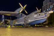 """07 """"YELLOW"""" - Russia - Navy Beriev Be-12 aircraft"""