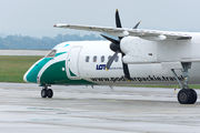 SP-EQE - LOT - Polish Airlines de Havilland Canada DHC-8-400Q / Bombardier Q400 aircraft