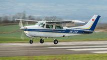 HB-CHZ - Private Cessna 210 Centurion aircraft
