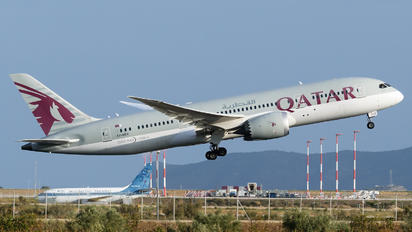 A7-BCE - Qatar Airways Boeing 787-8 Dreamliner