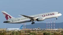 A7-BCE - Qatar Airways Boeing 787-8 Dreamliner aircraft