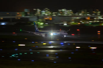 JA890A - ANA - All Nippon Airways Boeing 787-9 Dreamliner