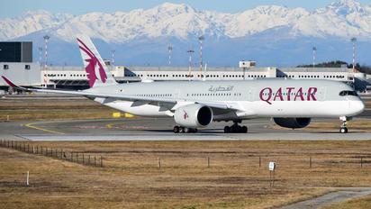 A7-ANH - Qatar Airways Airbus A350-1000