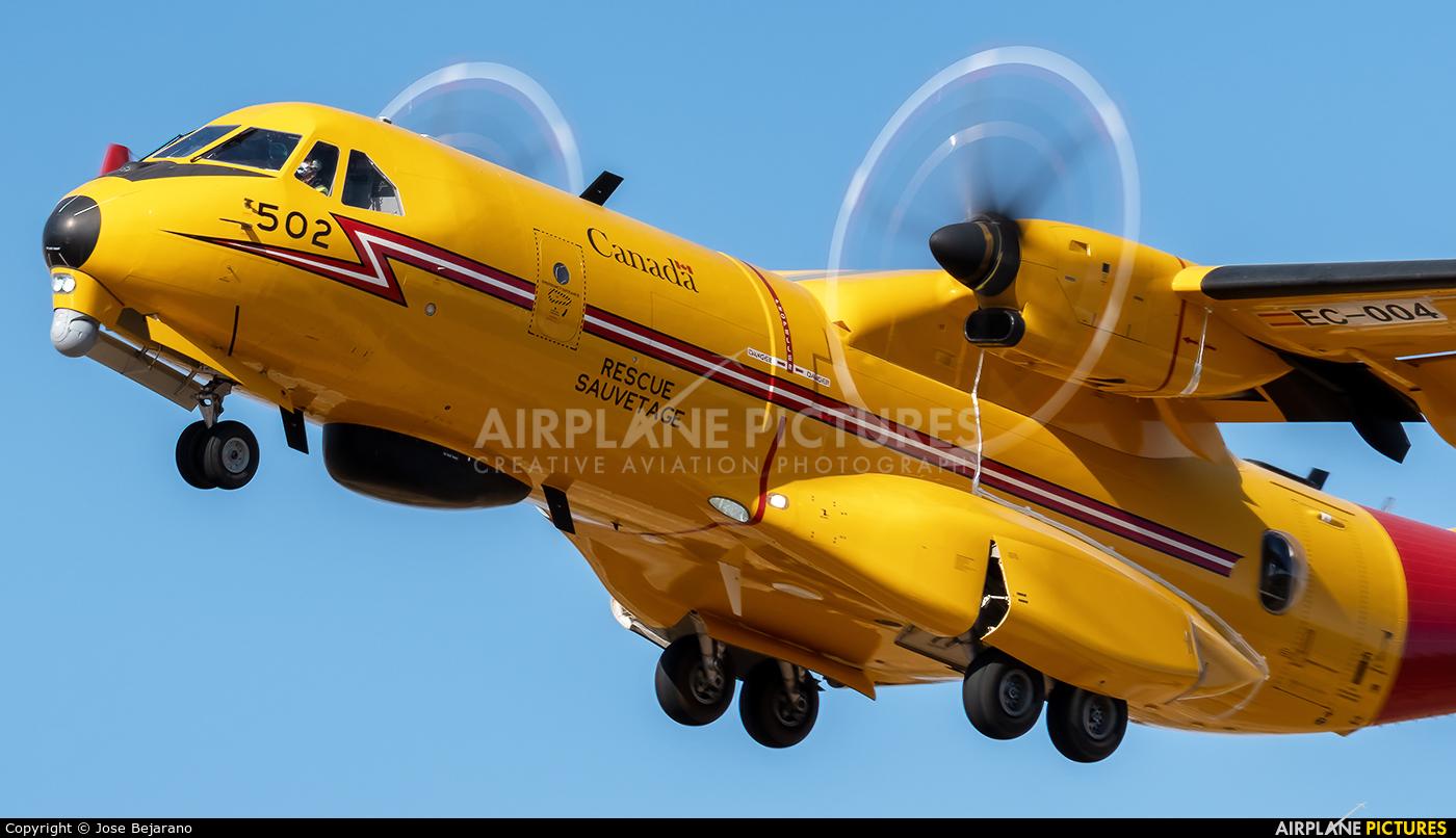Canada - Air Force 295502 aircraft at Seville - San Pablo