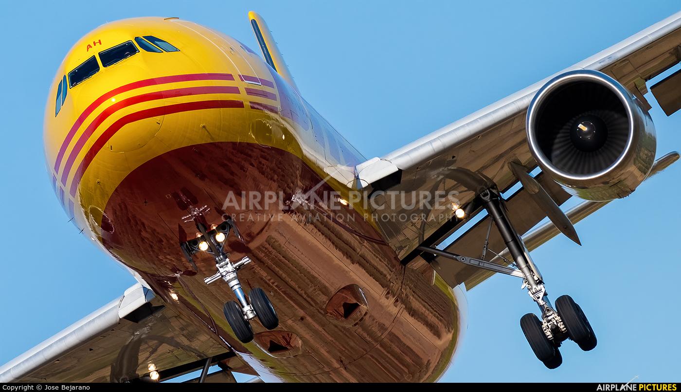 DHL Cargo D-AEAH aircraft at Seville - San Pablo