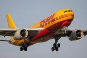 D-ALEJ - DHL Cargo Airbus A330-200F aircraft