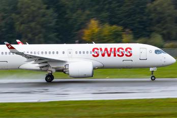 HB-JEC - Swiss Airbus A220-300