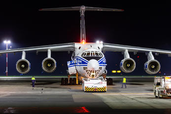 RA-76951 - Volga Dnepr Airlines Ilyushin Il-76 (all models)
