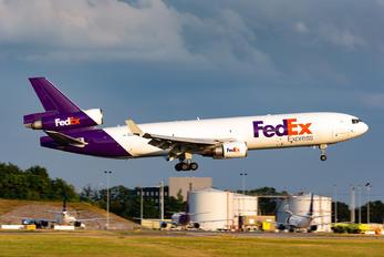 N603FE - FedEx Federal Express McDonnell Douglas MD-11F