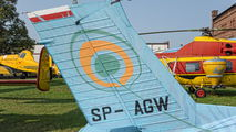 SP-AGW - Private PZL 104 Wilga 35A aircraft