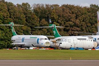 EZ-A106 - Turkmenistan Airlines Boeing 717
