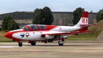 2004 - Poland - Air Force: White & Red Iskras PZL TS-11 Iskra aircraft