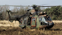 S-444 - Netherlands - Air Force Aerospatiale AS532 Cougar aircraft