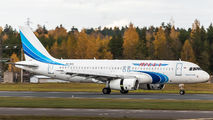 VQ-BZS - Yamal Airlines Airbus A320 aircraft