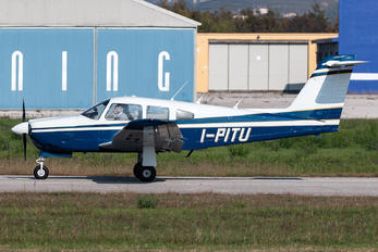 I-PITU - Private Piper PA-28R Arrow /  RT Turbo Arrow