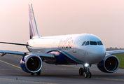 IndiGo Airbus A320neo visited Bergamo  title=